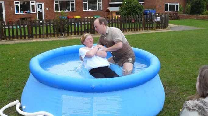 Christ Church Leamington Spa Baptism Classes